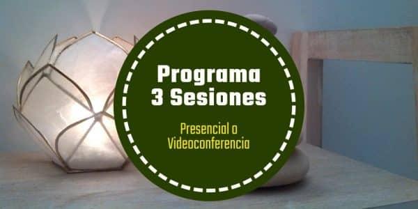 Programa de 3 Sesiones Ayurveda